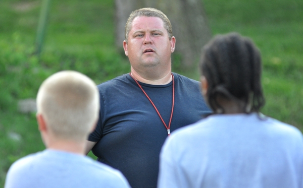 Brentwood High School graduate Tom Magee returns as head coach of the seventh-grade team.