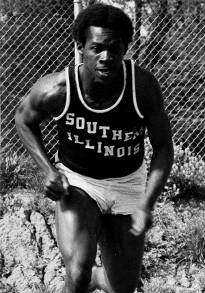 Ivory Crockett played football and track as a freshman and sophomore at BHS in 1964-65 before moving to Webster Groves. After attending SIU Carbondale he set the world record in the 100-yard dash.