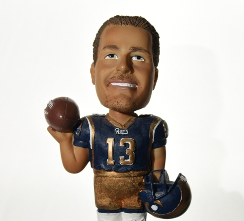 Where have you gone, Kurt Warner? St. Louis turns its lonely eyes to you. Boo-hoo-hoo.