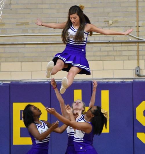 SJB_3302 Cheerleaders