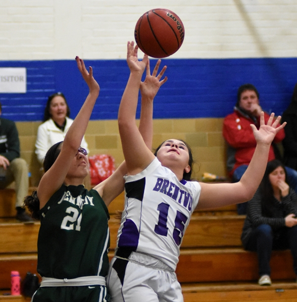 Maggie Callihan eyes a rebound.