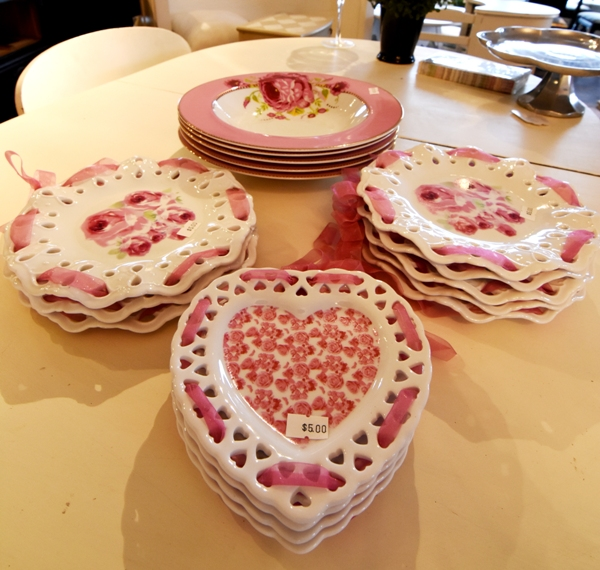 Valentine dishes at The Emporium St. Louis, in Rock Hill, 9410 Manchester Road.