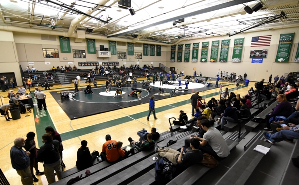 The Class 1 District 1 tournament was once again held at the Whitfield School in Creve Coeur.