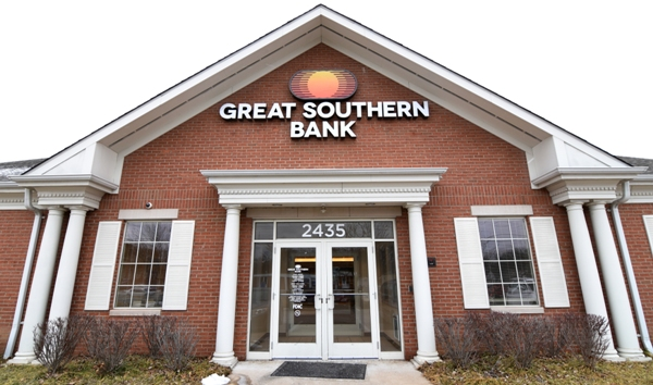 The new business is located where Fifth Third Bank used to be, at 2543 S. Brentwood Blvd.