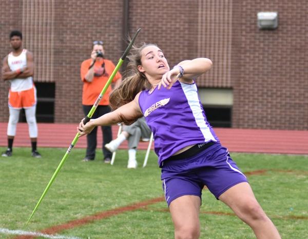 SJB_2271 Sophia Rivera, javelin, 3rd throw