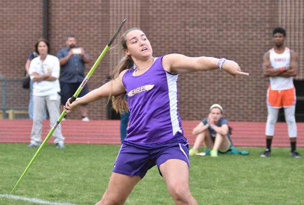 SJB_2268 Sophia Rivera, javelin, 3rd throw