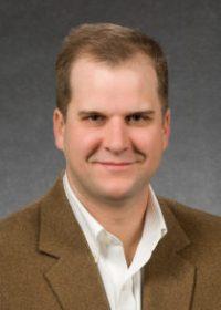 Board of Aldermen candidate Brandon Wegge.